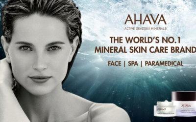 Nieuw bij Sense and Beauty AHAVA